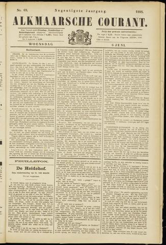 Alkmaarsche Courant 1888-06-06