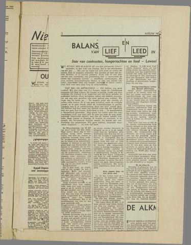 Nieuw Noordhollandsch Dagblad : voor Alkmaar en omgeving 1945-12-31
