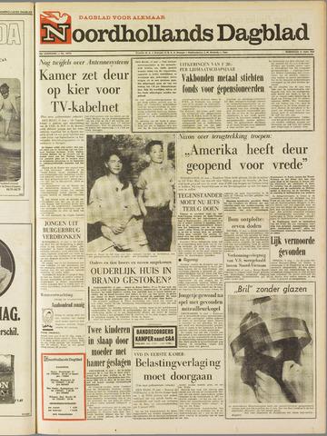 Noordhollands Dagblad : dagblad voor Alkmaar en omgeving 1969-06-11