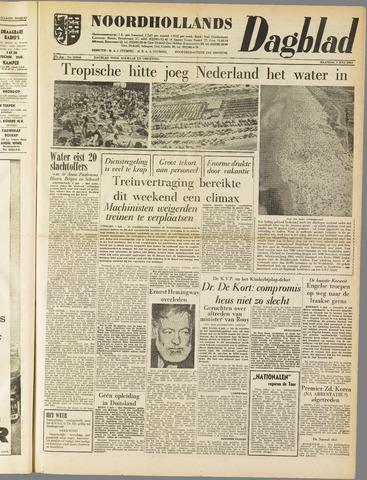 Noordhollands Dagblad : dagblad voor Alkmaar en omgeving 1961-07-03