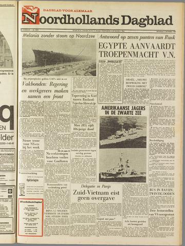 Noordhollands Dagblad : dagblad voor Alkmaar en omgeving 1968-12-09
