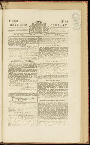 Alkmaarsche Courant 1846-10-05