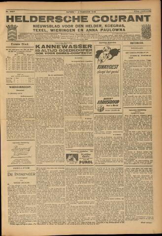 Heldersche Courant 1929-02-02
