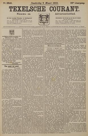 Texelsche Courant 1910-03-03