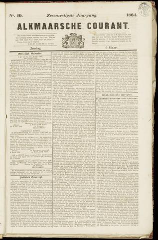 Alkmaarsche Courant 1864-03-06