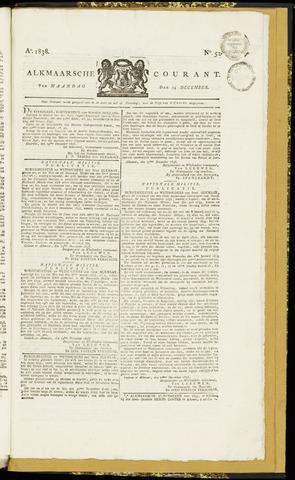 Alkmaarsche Courant 1838-12-24