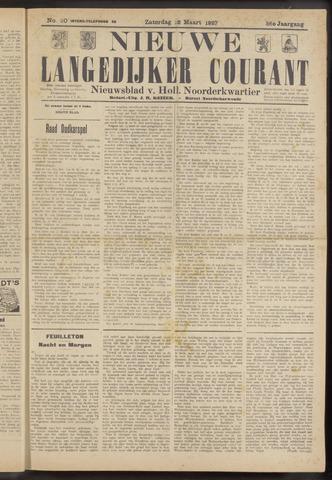 Nieuwe Langedijker Courant 1927-03-12