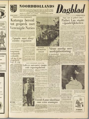 Noordhollands Dagblad : dagblad voor Alkmaar en omgeving 1961-05-03