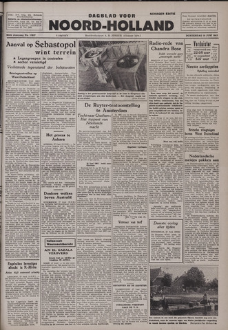 Dagblad Noord-Holland, Schager editie 1942-06-18