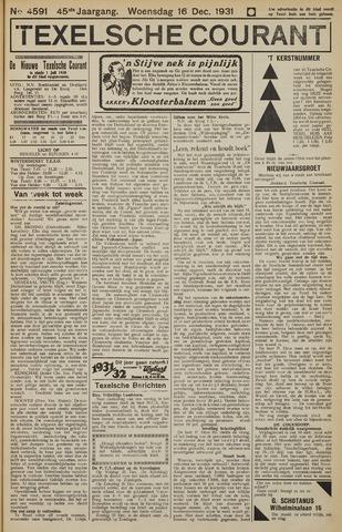 Texelsche Courant 1931-12-16