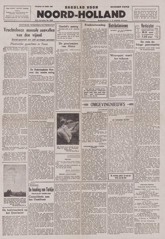 Dagblad Noord-Holland, Schager editie 1943-02-26