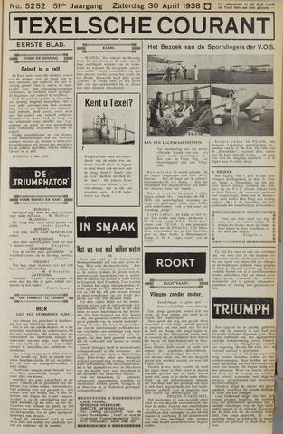 Texelsche Courant 1938-04-30