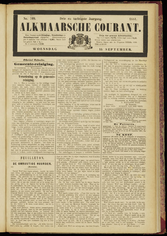 Alkmaarsche Courant 1881-09-14