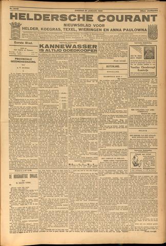 Heldersche Courant 1928-01-31