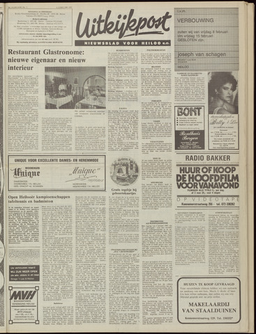 Uitkijkpost : nieuwsblad voor Heiloo e.o. 1985-02-06