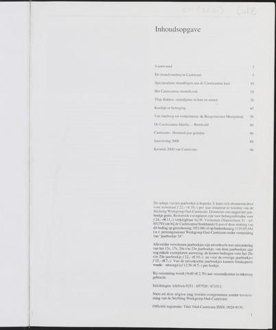 Jaarboek Oud Castricum 2001-11-01