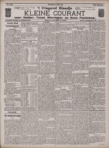 Vliegend blaadje : nieuws- en advertentiebode voor Den Helder 1913-05-21