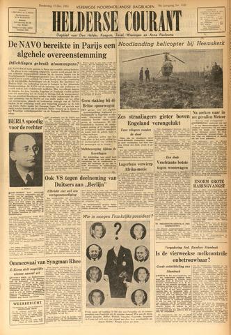 Heldersche Courant 1953-12-17