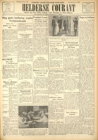 Heldersche Courant 1947-10-02