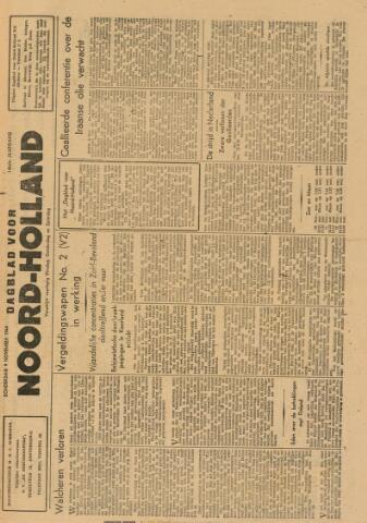 Heldersche Courant 1944-11-09