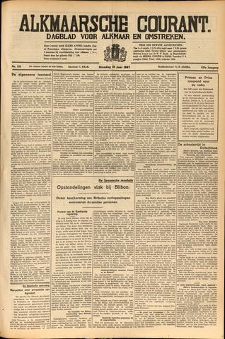 Alkmaarsche Courant 1937-06-15