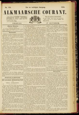 Alkmaarsche Courant 1884-10-17