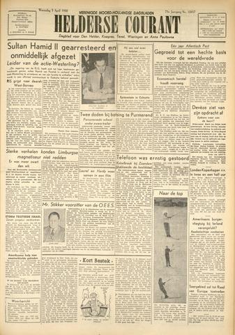 Heldersche Courant 1950-04-05