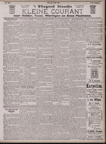 Vliegend blaadje : nieuws- en advertentiebode voor Den Helder 1903-05-09
