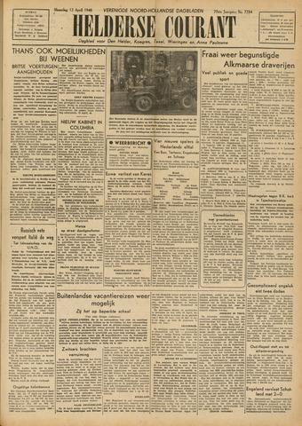 Heldersche Courant 1948-04-12