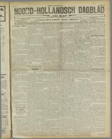 Ons Blad : katholiek nieuwsblad voor N-H 1921-11-15