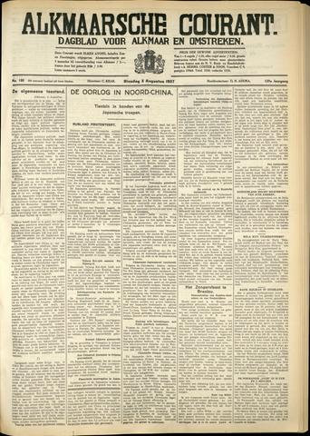 Alkmaarsche Courant 1937-08-03