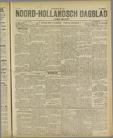 Ons Blad : katholiek nieuwsblad voor N-H 1922-06-15