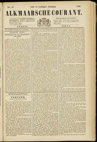 Alkmaarsche Courant 1886-05-16