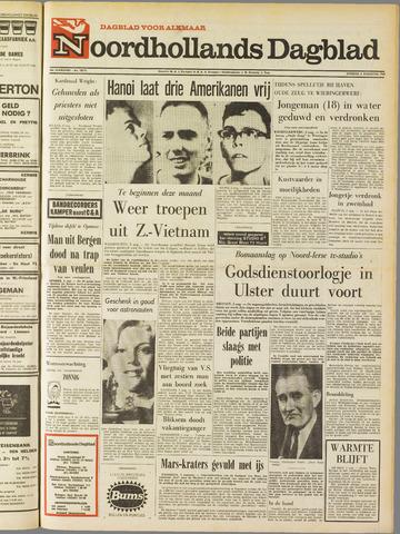 Noordhollands Dagblad : dagblad voor Alkmaar en omgeving 1969-08-05