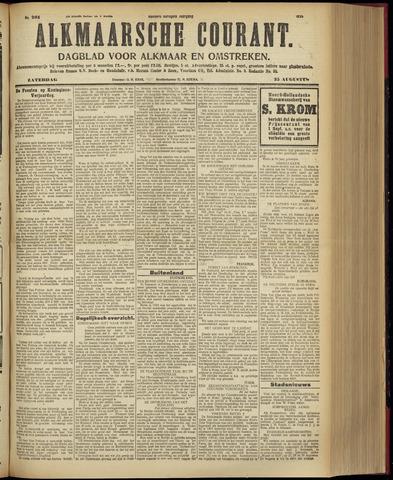 Alkmaarsche Courant 1928-08-25