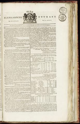 Alkmaarsche Courant 1828-04-21