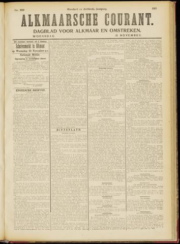 Alkmaarsche Courant 1911-11-15