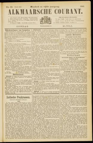 Alkmaarsche Courant 1903-07-19