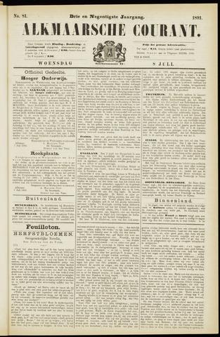 Alkmaarsche Courant 1891-07-08
