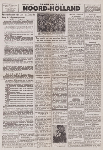 Dagblad Noord-Holland, Schager editie 1943-06-17