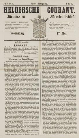 Heldersche Courant 1871-05-17
