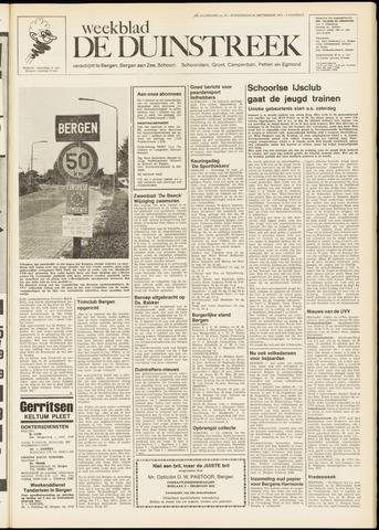 De Duinstreek 1970-09-24