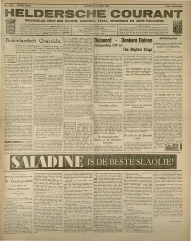 Heldersche Courant 1934-04-07