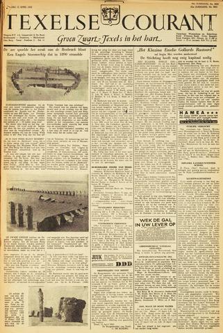 Texelsche Courant 1952-04-12