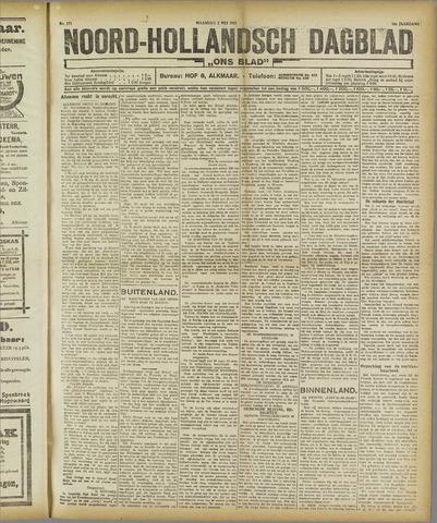 Ons Blad : katholiek nieuwsblad voor N-H 1921-05-02