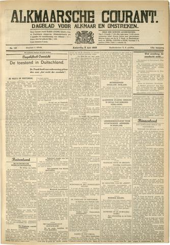 Alkmaarsche Courant 1933-07-08