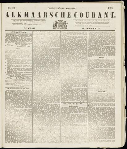Alkmaarsche Courant 1872-08-11