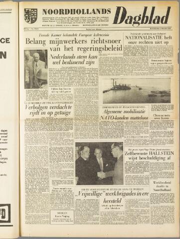 Noordhollands Dagblad : dagblad voor Alkmaar en omgeving 1959-03-05