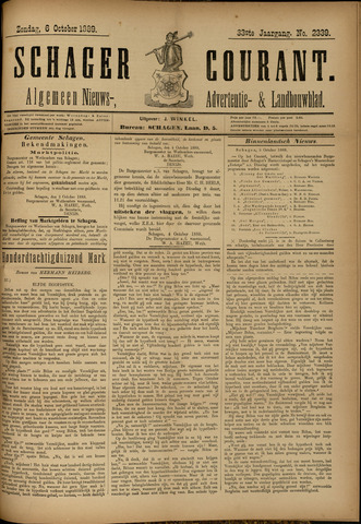Schager Courant 1889-10-06