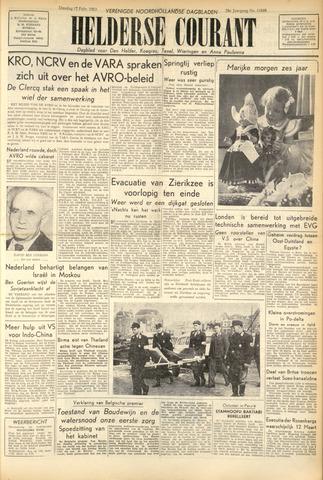 Heldersche Courant 1953-02-17